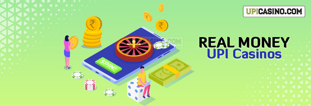 real money upi casino in india